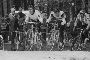 Querfeldein-Radrennen auf der Waid